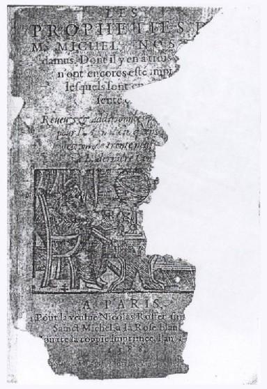 Edition Nicolas Roffet (1588)